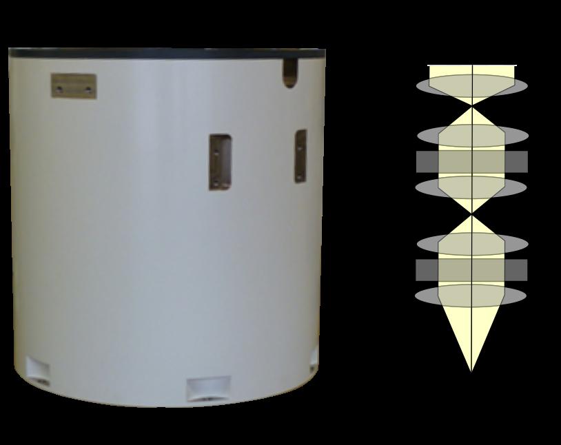 CETCOR-MeV – Cs Korrektor für TEM (MeV Bereich)