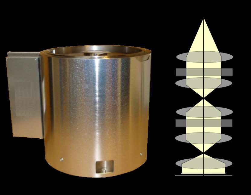 DCOR / ASCOR – Cs corrector for STEM with optimized aberration correction for large aperture angles