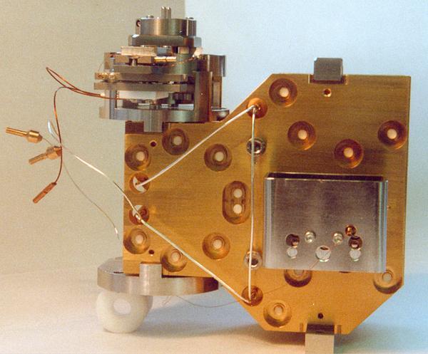 Omega-Monochromator für TEM